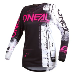 Maillot Cross O'neal Element Women - Shred - Pink 2019