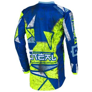 Maillot Cross O'neal Element - Zen - Blue 2019