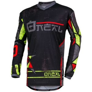 Maillot Cross O'neal Element - Zen - Neon Yellow 2019