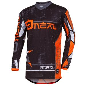Maillot Cross O'neal Element - Zen - Orange 2019