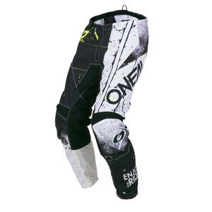 Pantalon Cross O'neal Element Youth - Shred - Black 2019