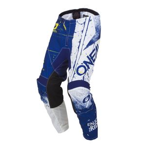 Pantalon Cross O'neal Element - Shred - Blue 2019