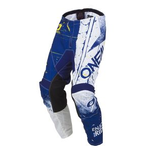 Pantalon Cross O'neal Element Youth - Shred - Blue 2019