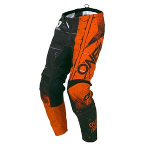 Pantalon cross ELEMENT - SHRED - ORANGE 2019 Orange