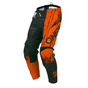 Pantalon Cross O'neal Element Youth - Shred - Orange 2019