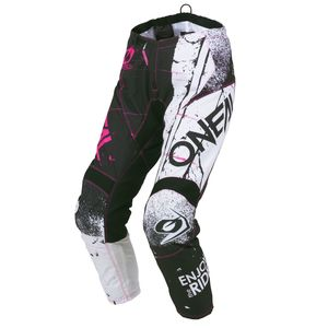 Pantalon Cross O'neal Element Women - Shred - Pink 2019