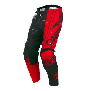 Pantalon Cross O'neal Element Youth - Shred - Red 2019