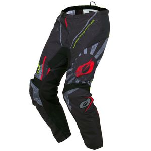 Pantalon Cross O'neal Element - Zen - Neon Yellow 2019