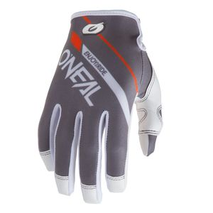 Gants cross ELEMENT - GRAY 2019 Gray