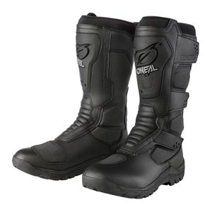 Bottes cross SIERRA - BLACK 2021 Black