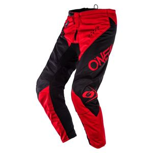 Pantalon cross ELEMENT - RACEWEAR - BLACK RED 2020 Black/Red