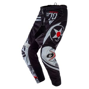 Pantalon cross ELEMENT - WARHAWK - BLACK GRAY 2021 Black Gray