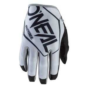 Gants cross MAYHEM - RIDER - GRAY BLACK 2021 Gray