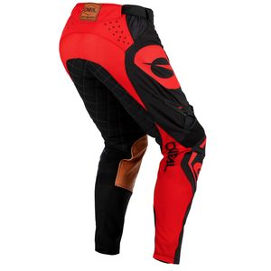 Pantalon cross PRODIGY - FIVE ZERO - BLACK NEON RED 2020 Black Neon Red