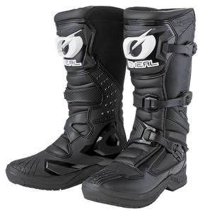 Bottes cross RSX - BLACK 2021 Black