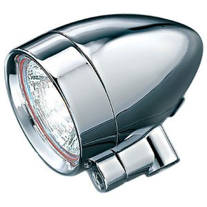 Clignotant Silver Bullets  Chrome