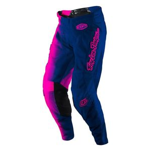 Pantalon cross GP AIR 50/50 FLO PINK/NAVY ENFANT   Rose/Bleu
