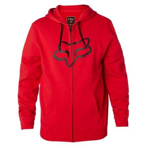 Sweat LEGACY FOXHEAD ZIP  Rouge
