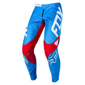 Pantalon Cross Fox 360 Rwt - Special Edition - White Red Blue 2018