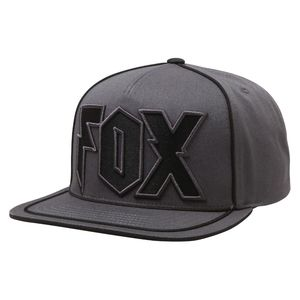 Casquette FACTION SNAPBACK  Charcoal