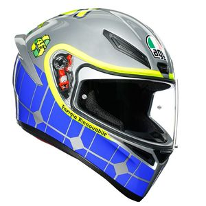 Casque K-1 - ROSSI MUGELLO 2015  Multicolore
