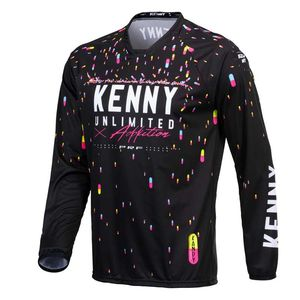 Maillot cross PERFORMANCE - KANDY 2021 Multicolore