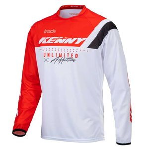 Maillot cross TRACK - FOCUS - RED 2021 Red