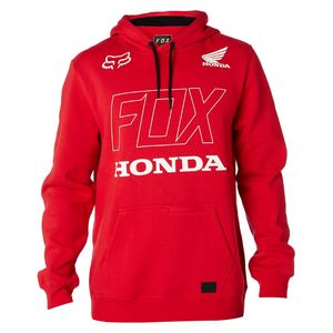 Sweat HONDA PULLOVER FLEECE  Dark Red