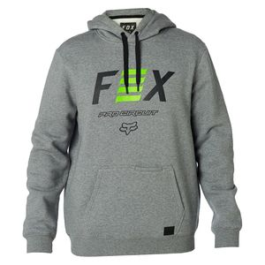 Sweat PRO CIRCUIT PULLOVER FLEECE  Heather Graphite