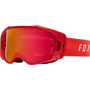 Masque Cross Fox Vue Goggle - Red 2019