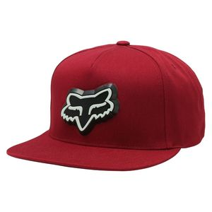Casquette INGRATIATE SNAPBACK HAT  Dark Red