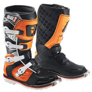 Bottes Cross Gaerne Sg.j Orange Enfant 2017