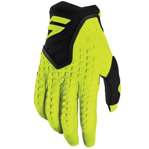 Gants cross 3LACK PRO YELLOW 2020 Jaune
