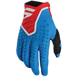 Gants cross 3LACK PRO BLUE RED 2020 Bleu/Rouge
