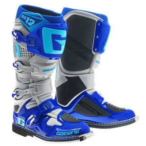 Bottes Cross Gaerne Sg12 Blue 2017