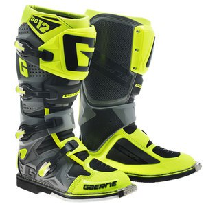 Bottes Cross Gaerne Sg12 Yellow 2017