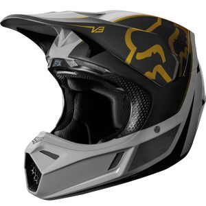 Casque cross V3 - KILA-GREY 2019 Gris