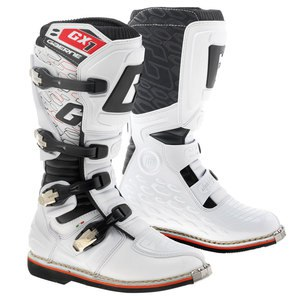 Bottes cross GX-1 GOODYEAR WHITE  2016 Blanc
