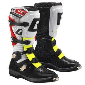 Bottes cross GX-1 EVO YELLOW  2017 Jaune