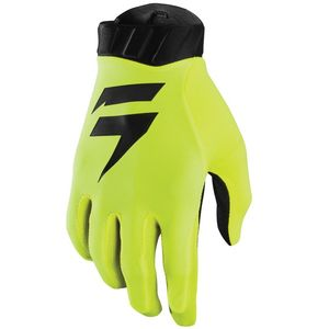 Gants cross 3LACK AIR YELLOW 2020 Jaune