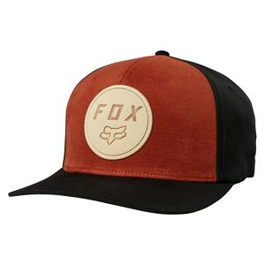 Casquette RESOLVED FLEXFIT  Black