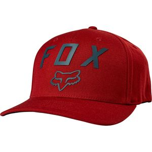 Casquette NUMBER 2 FLEXFIT  Rouge