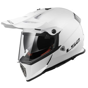 Casque MX436  - PIONEER - SOLID  Blanc