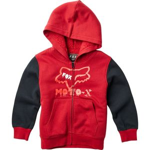 Sweat SUPERCHARGED SHERPA ENFANT  Rouge