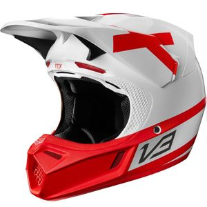 Casque Cross Fox V3 Preest - Limited Edition - Green