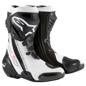 Bottes SUPERTECH R VENTED  Black/white