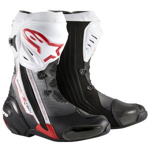 Bottes SUPERTECH R GRAPHIC  Black/Red/White