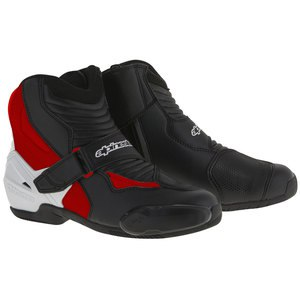 Demi-bottes SMX-1 R  Black/White/Red