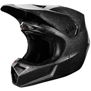 Casque Cross Fox V3 - Baz - Pewter 2019