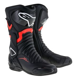 Bottes SMX 6 V2 DRYSTAR  Black/Red